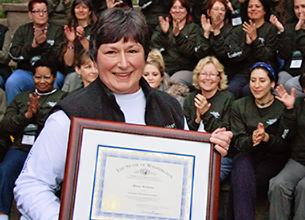 Ronni Governor Award